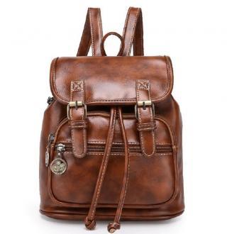 Dámský batoh E945 Barva: hnědá