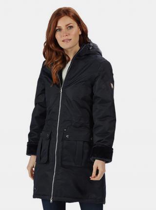 Dámský kabát Regatta RWP260 Romina 19 Modrá dámské černá M