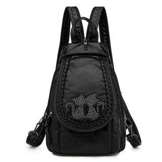 Dámský kožený batoh E923 Varianta: 3