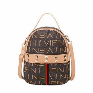 Dámský mini batoh E936 Barva: béžova