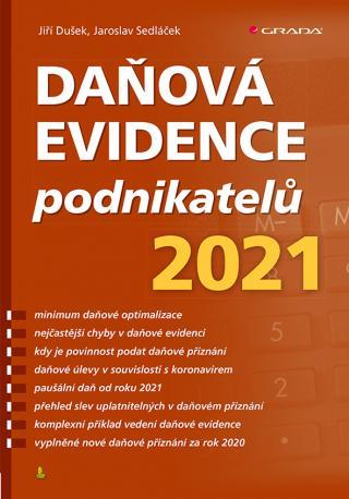 Daňová evidence podnikatelů 2021, Dušek Jiří