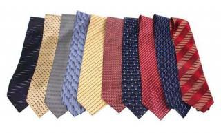 Dárek - mix kravat 10 kusů