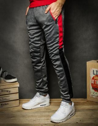 Dark gray mens sweatpants UX2254 pánské Neurčeno XXL