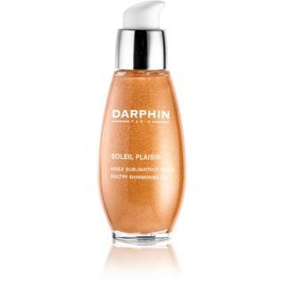 Darphin Soleil Plaisir multifunkční suchý olej se třpytkami na obličej, tělo a vlasy 50 ml dámské 50 ml