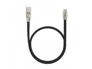 Datový kabel Mcdodo Zinc Alloy Series Micro USB Cable, 1,5m, černá
