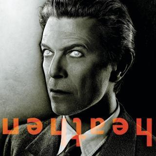 David Bowie Heathen  Black