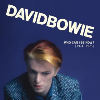 David Bowie Who Can I Be Now ?  Black