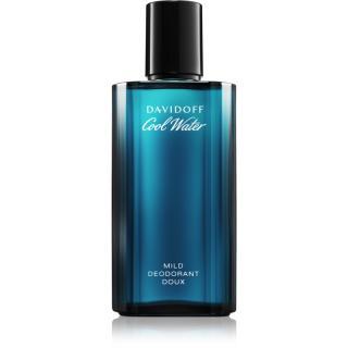 Davidoff Cool Water deodorant s rozprašovačem pro muže 75 ml pánské 75 ml