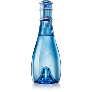 Davidoff Cool Water Woman deodorant s rozprašovačem pro ženy 100 ml dámské 100 ml