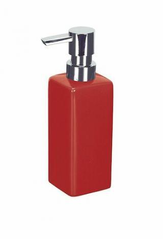 Dávkovač mýdla Kleine Wolke Flash červená 5045467854