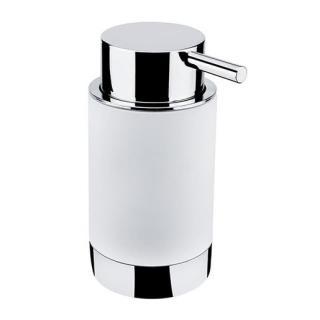 Dávkovač mýdla Nimco Lio bílá/chrom LI 25031-05 bílá bílá