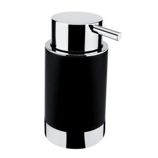 Dávkovač mýdla Nimco Lio černá/chrom LI 25031-90 černá černá