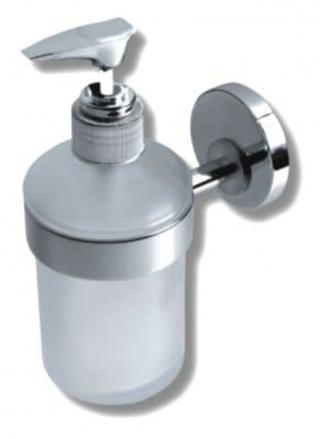 Dávkovač mýdla Novaservis Mephisto 7 cm chrom 6855.0 chrom chrom