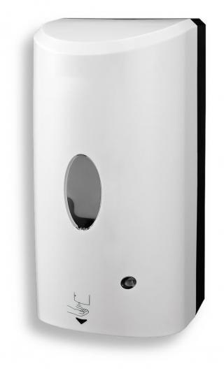 Dávkovač mýdla Novaservis x12,5 cm bílá 69082,1 bílá bílá