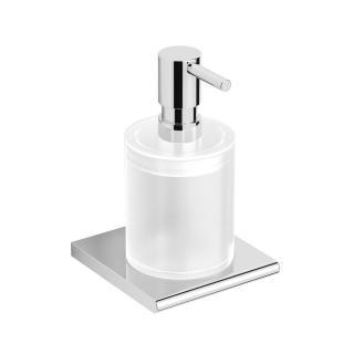 Dávkovač mýdla Swiss Aqua Technologies Evolution R chrom/mléčné sklo SATDEVOR99 chrom chrom