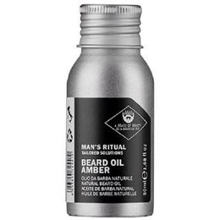 DEAR BEARD Mans Ritual Beard Oil Amber 50 ml