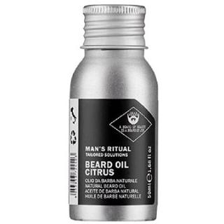 DEAR BEARD Mans Ritual Beard Oil Citrus 50 ml