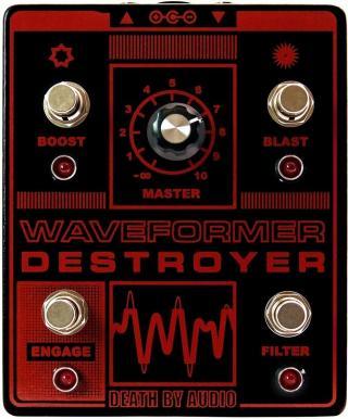 Death By Audio Waverformer Destroyer