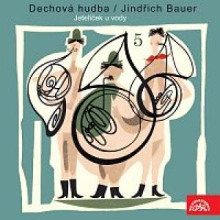 Dechová hudba, Jindřich Bauer – Dechová hudba/Jindřich Bauer (5) Jetelíček u vody