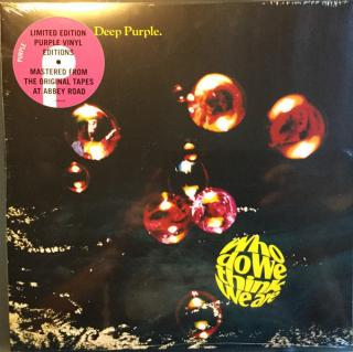 Deep Purple Who Do We Think We Are  Violet
