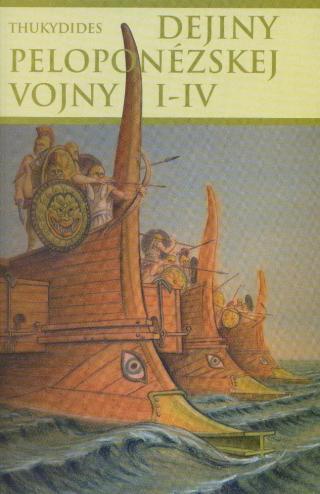 Dejiny peloponézskej vojny I-IV - Thukydides