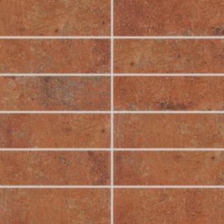 Dekor Rako Siena cihlová 45x45 cm mat DDP44665.1 oranžová cihlová