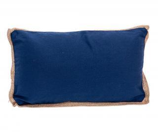 Dekorační polštář Donavan Blue 30x50 cm 30x50 cm