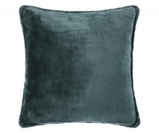 Dekorační polštář Smooth Blue 45x45 cm 45x45 cm