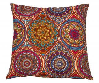 Dekorativní polštář  45x45 cm Vícebarevná 45x45 cm