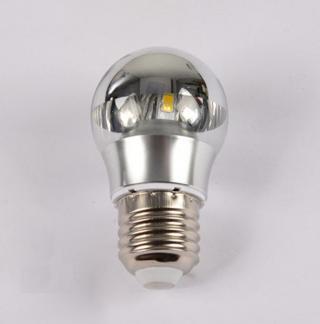 Dekorativní stinící žárovka E27 - 2 barvy Barva: teplá bílá, Příkon: 3W