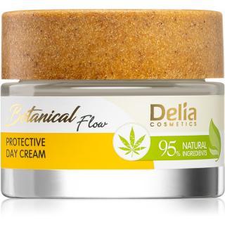 Delia Cosmetics Botanical Flow Hemp Oil denní ochranný krém 50 ml dámské 50 ml