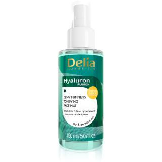 Delia Cosmetics Hyaluron Fusion tonizační pleťová mlha se zpevňujícím účinkem 150 ml dámské 150 ml