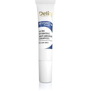 Delia Cosmetics Hydro Fusion   hydratační oční krém proti vráskám 15 ml dámské 15 ml