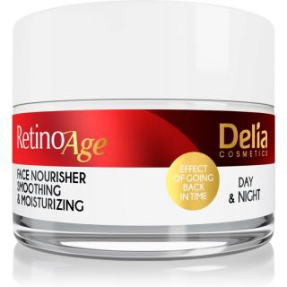 Delia Cosmetics Retino Age hydratační a vyživující krém 50 ml dámské 50 ml