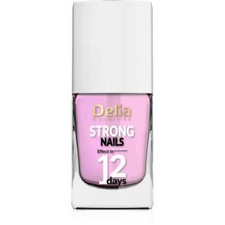 Delia Cosmetics Strong Nails 12 Days posilující kondicionér na nehty 11 ml dámské 11 ml