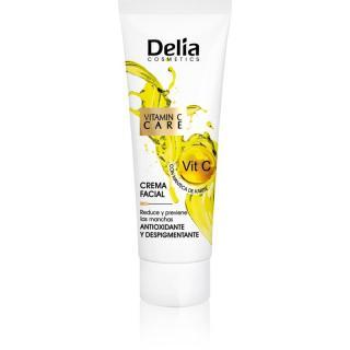 Delia Cosmetics Vitamine C   vyživující antioxidační krém 50 ml dámské 50 ml