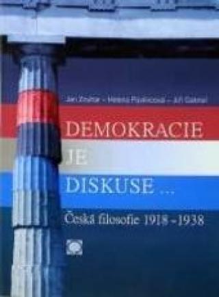 Demokracie je diskuse