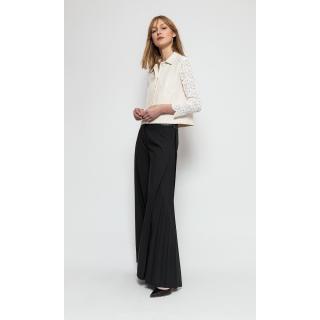Deni Cler Milano Womans Trousers W-Dw-5222-0A-T5-90-1 dámské Black 38