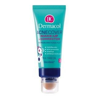 Dermacol ACNEcover Make-up & Corrector 02 make-up pro problematickou pleť 30 ml