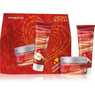 Dermacol Aroma Ritual Apple & Cinnamon kosmetická sada  dámské