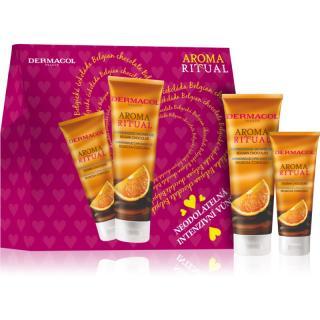 Dermacol Aroma Ritual Belgian Chocolate dárková sada  dámské