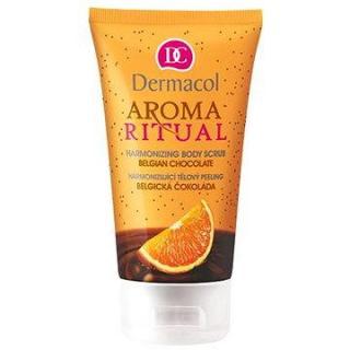 DERMACOL Aroma Ritual Belgian Chocolate Harmonizing Body Scrub 150 ml