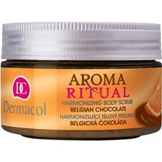 DERMACOL Aroma Ritual Belgian Chocolate Harmonizing Body Scrub 200 g