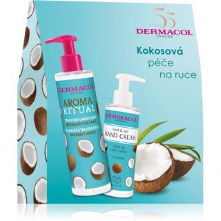 Dermacol Aroma Ritual Brazilian Coconut dárková sada  pánské
