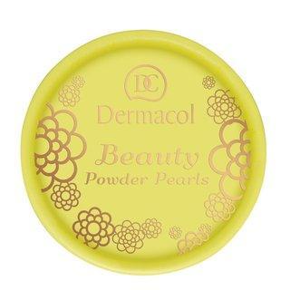 Dermacol Beauty Powder Pearls Bronzing tónovací perly na tvář pro sjednocenou a rozjasněnou pleť 25 g