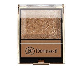 Dermacol Bronzing Palette rozjasňovač 9 g