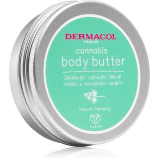 Dermacol Cannabis vyživující tělové máslo 75 ml dámské 75 ml