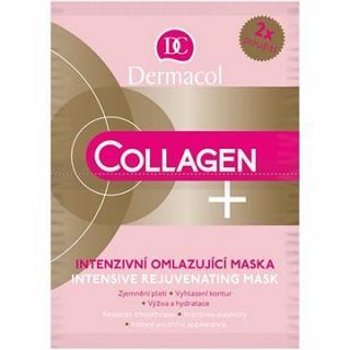 DERMACOL Collagen  Intensive Rejuvenating Mask 2× 8 ml
