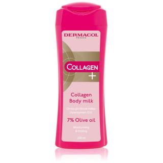 Dermacol Collagen  omlazující tělové mléko s koenzymem Q10 250 ml dámské 250 ml
