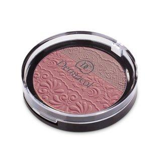 Dermacol Duo Blusher N. 03 pudrová tvářenka 2v1 8,5 g